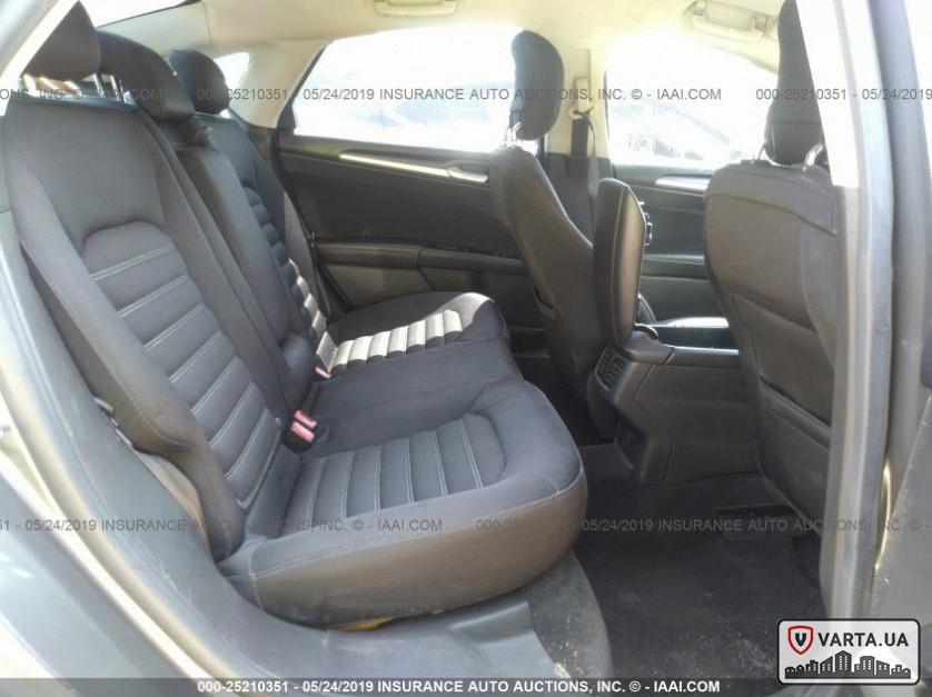 Ford Fusion SE 2014 зображення 8