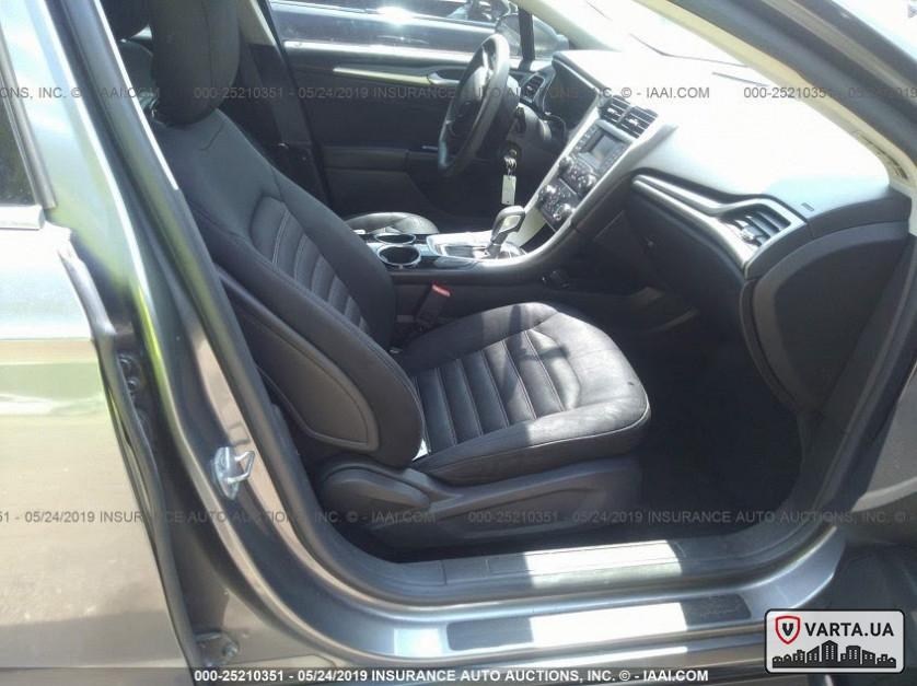 Ford Fusion SE 2014 зображення 5