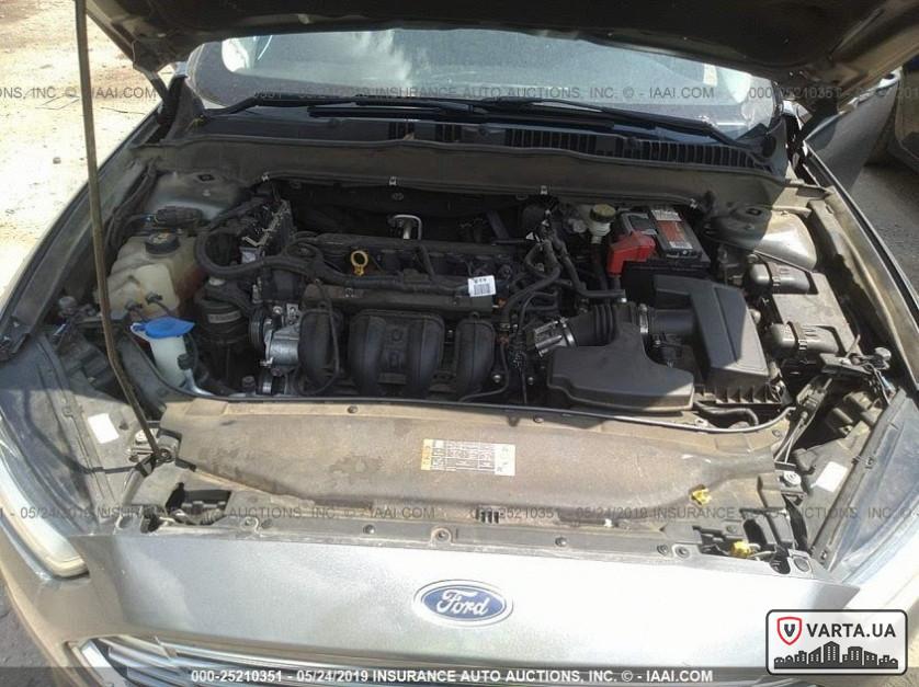 Ford Fusion SE 2014 зображення 6