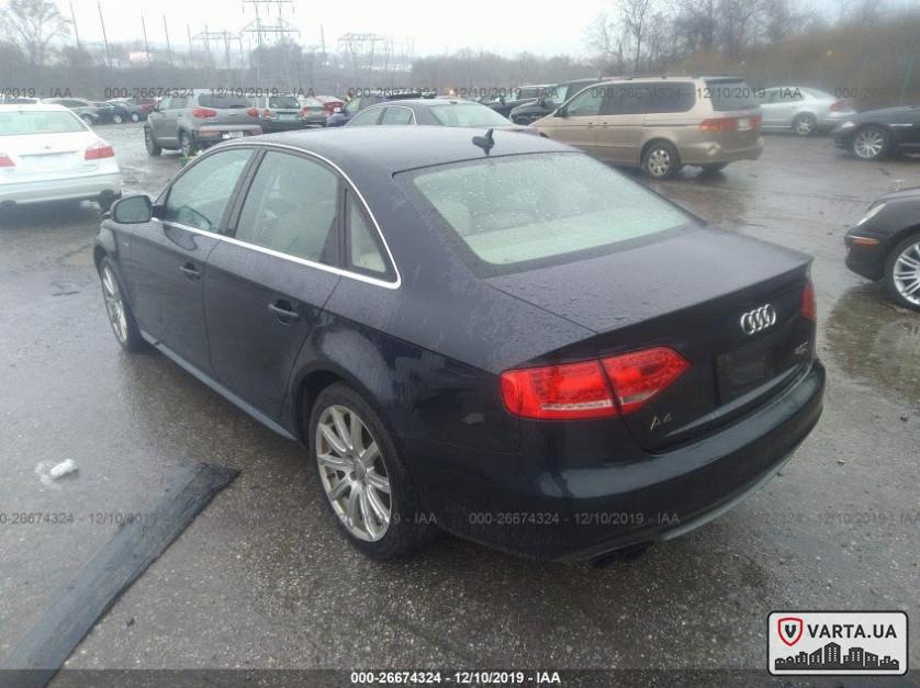 Audi A4 Quattro 2012 2.0 tfsi зображення 7