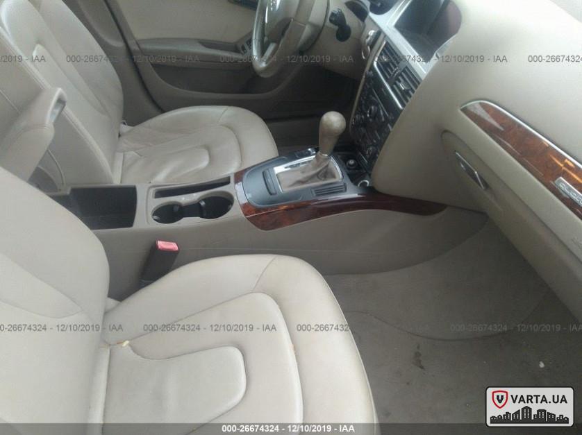 Audi A4 Quattro 2012 2.0 tfsi зображення 5