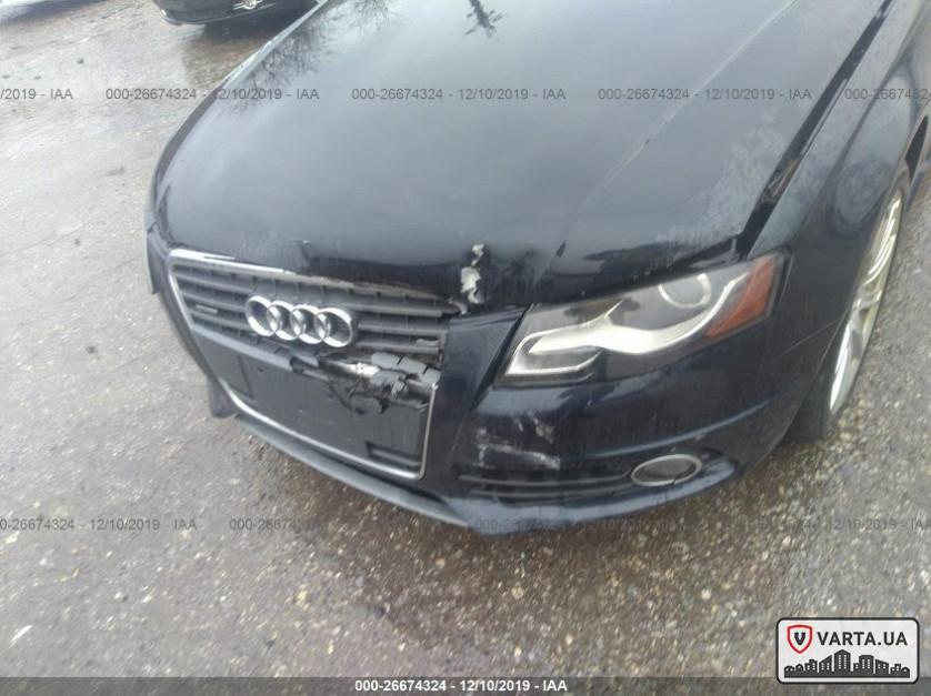 Audi A4 Quattro 2012 2.0 tfsi зображення 3