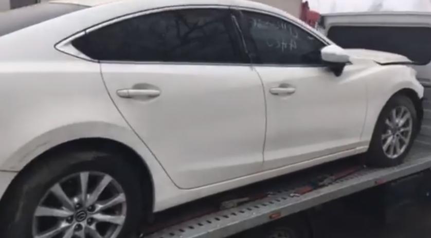 Mazda 6, 2015 та Lexus NX, 2016 зображення 1