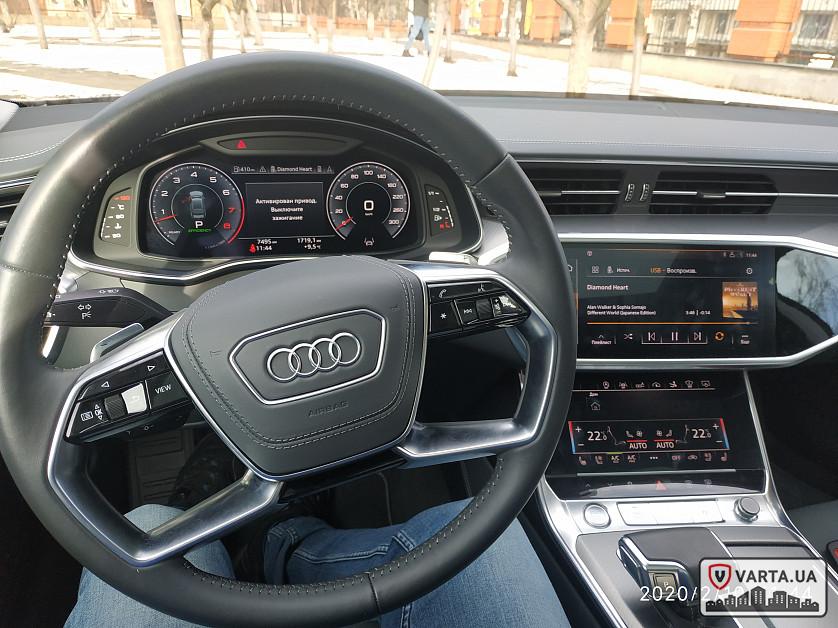 Audi A-7 TFSI 55. 2018 зображення 5