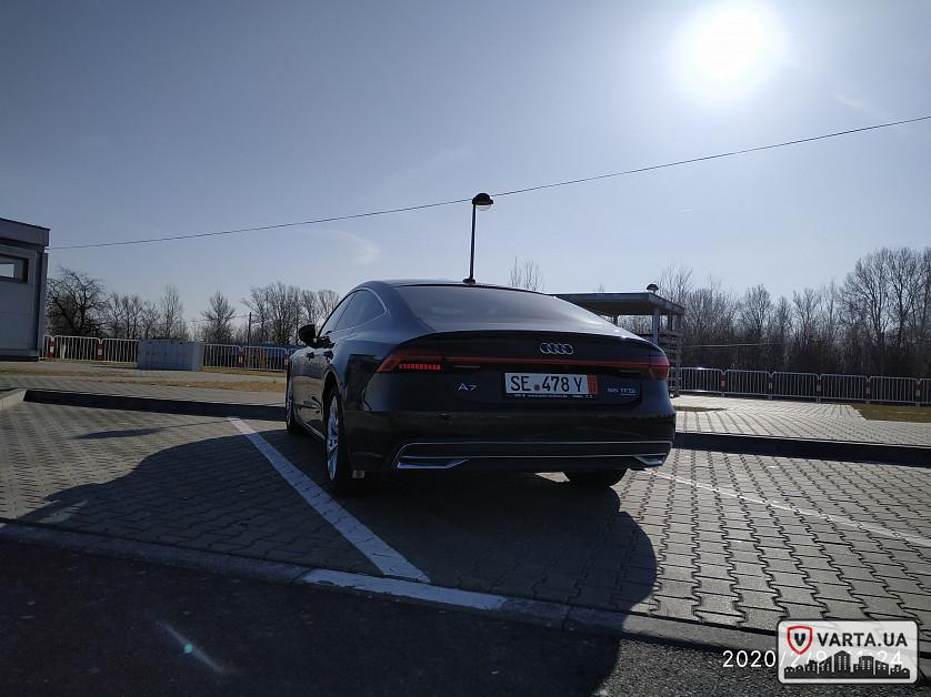 Audi A-7 TFSI 55. 2018 зображення 4