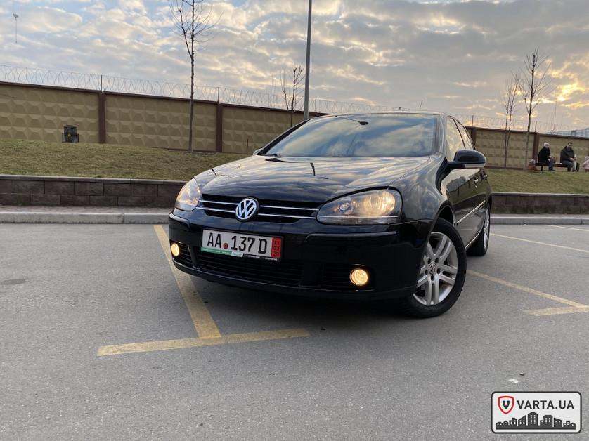 VW Golf V 1,6 Edition зображення 1