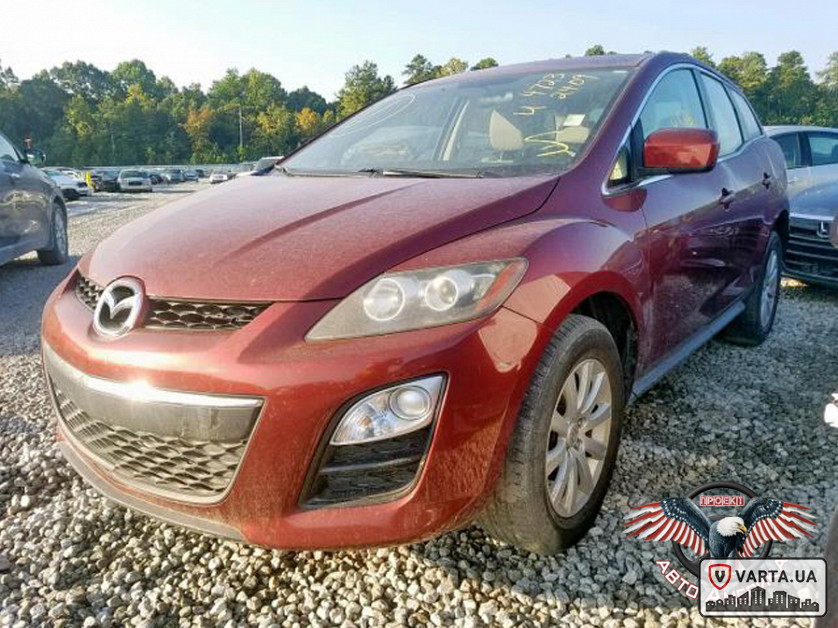 MAZDA CX-7 2012 г.в. за 1300$ зображення 2