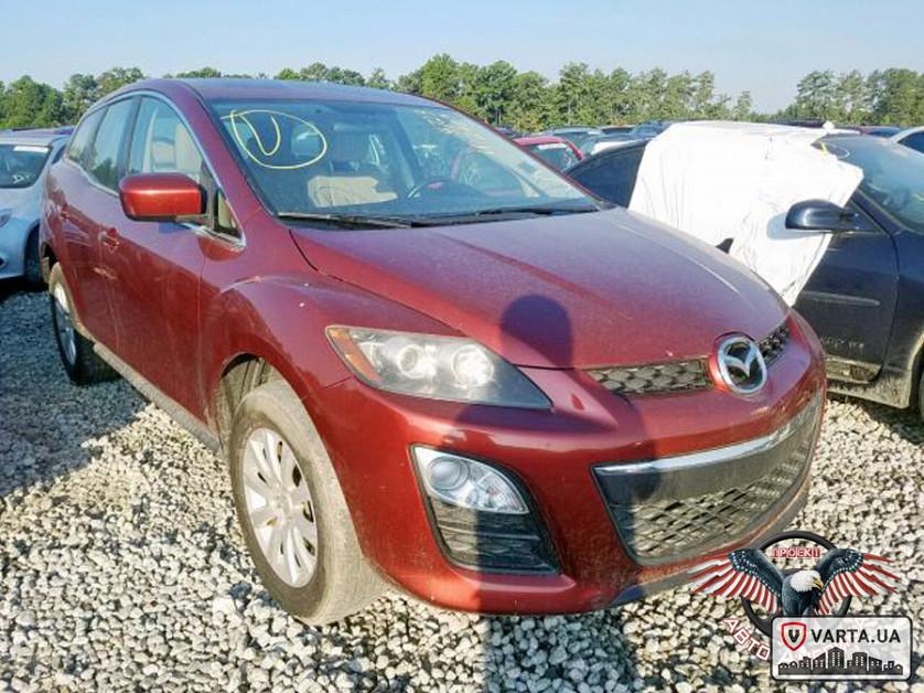 MAZDA CX-7 2012 г.в. за 1300$ зображення 1