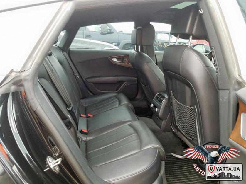 AUDI A7 PRESTIGE 2014 г.в. за 6900$ зображення 6