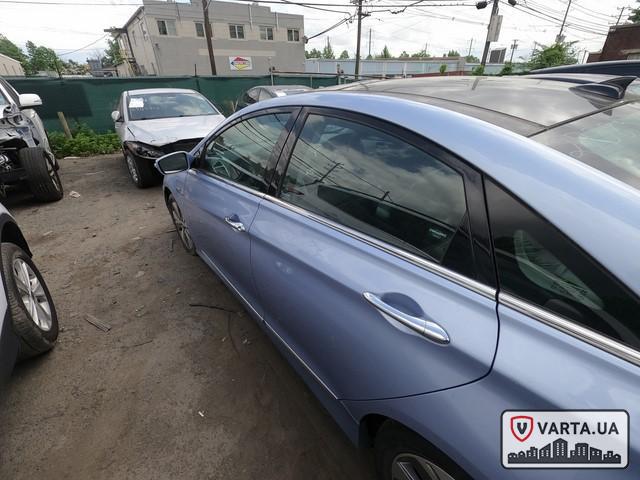 Hyundai Sonata Hybrid 2013 зображення 4