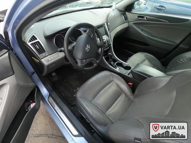 Hyundai Sonata Hybrid 2013 зображення 1