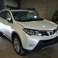 Toyota RAV4 LIMITED 2014 г.в. за 10000$.