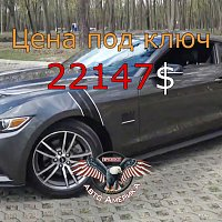 FORD MUSTANG 2016 г.в. за 8700$