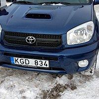 Toyota RAV 4 Дания