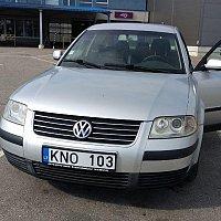 VW Passat B5+ из Франции
