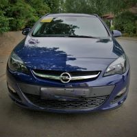 Opel Astra Sports Touren