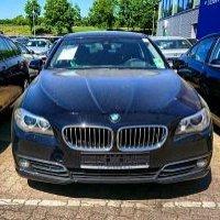 BMW 525d 2014 року