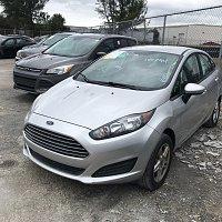 Ford FIesta 2018 в Наличии