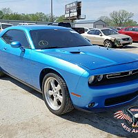 DODGE CHALLENGER RT PLUS 2015 г.в. за 11000$