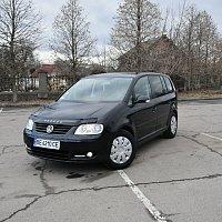 Пригон авто из Европы под ключ! Volkswagen Touran 2004 tdi