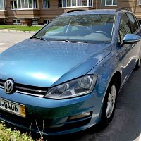 VW Golf VII Variant 4Motion 4x4 2015