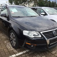 VW Passat B6 2010