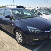 Opel Asrta J 2014