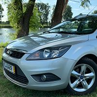 Ford Focus 2009г., 1.6 дизель.