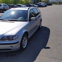 BMW 318, 2005