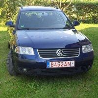 Passat, 2005 год, 2.0 дизель