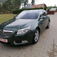 Opel Insignia з Литви
