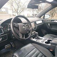 VW Touareg 3.0 V6 TDI 180 kw