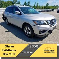 Виконали ще одне замовлення Nissan Pathfinder R52 2017